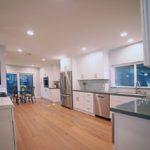 Modern kitchen remodel in Encino