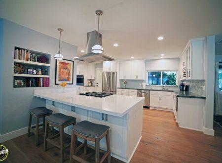 Kitchen Remodel in Encino - 2